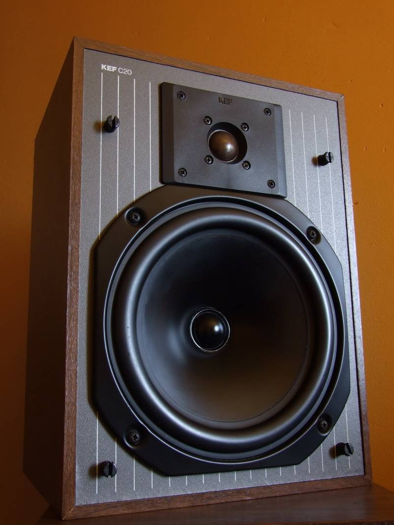 KEF C20 Speakers http://www.audiovintage.fr/leforum/viewtopic.php?t=9978
