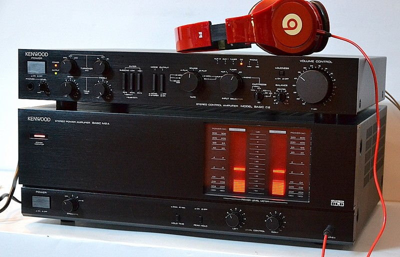 Kenwood Basic M2a Le Forum Audiovintage