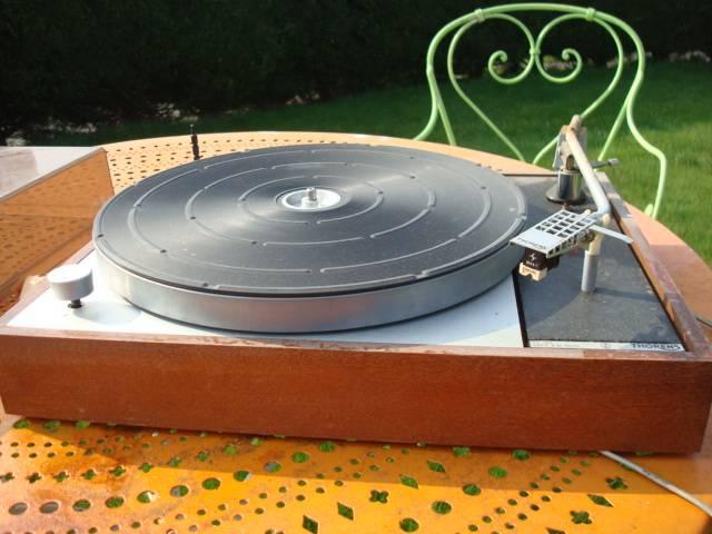 Thorens TD150 MKI - Le forum Audiovintage
