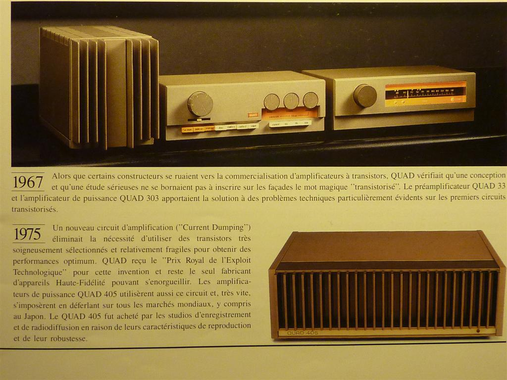 Quad 303 - Page 3 - Le forum Audiovintage