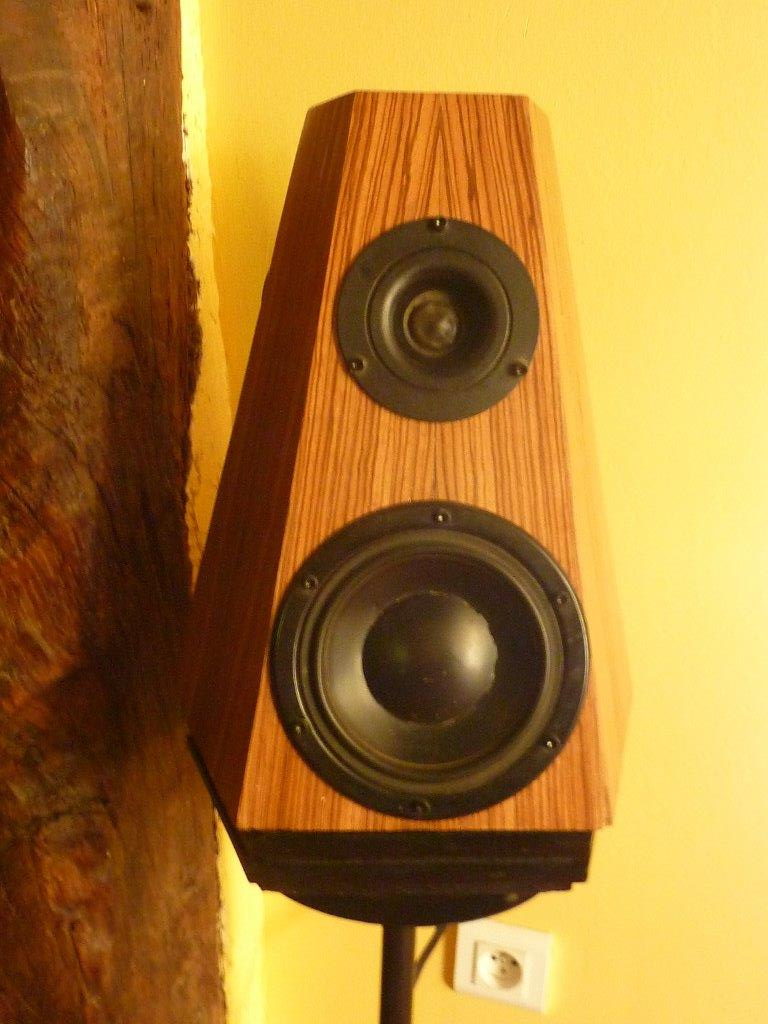diy enceinte base dynaudio