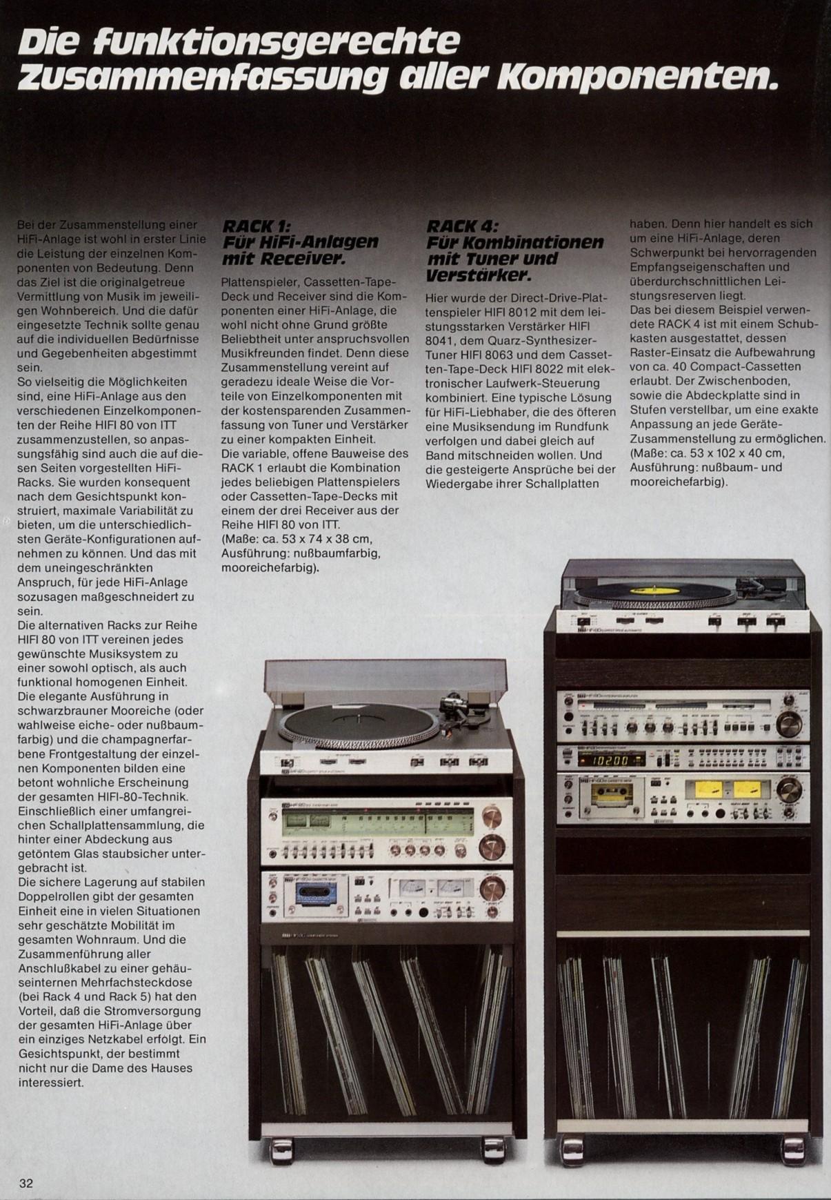 Itt Hifi 80 Le Forum Audiovintage