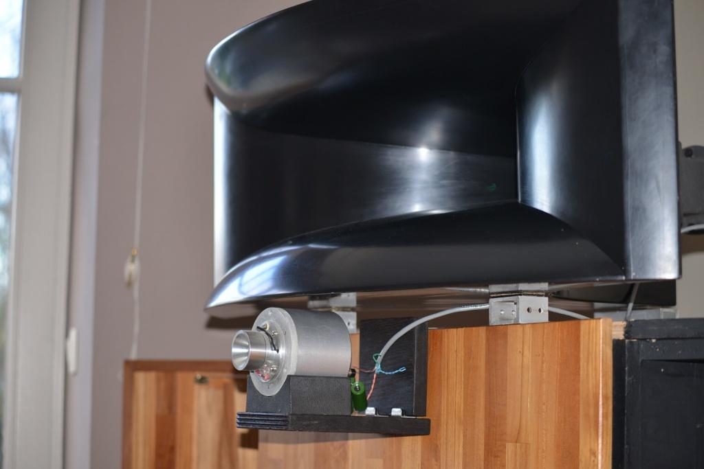 Klipschorn DIY - Page 9 - Le forum Audiovintage