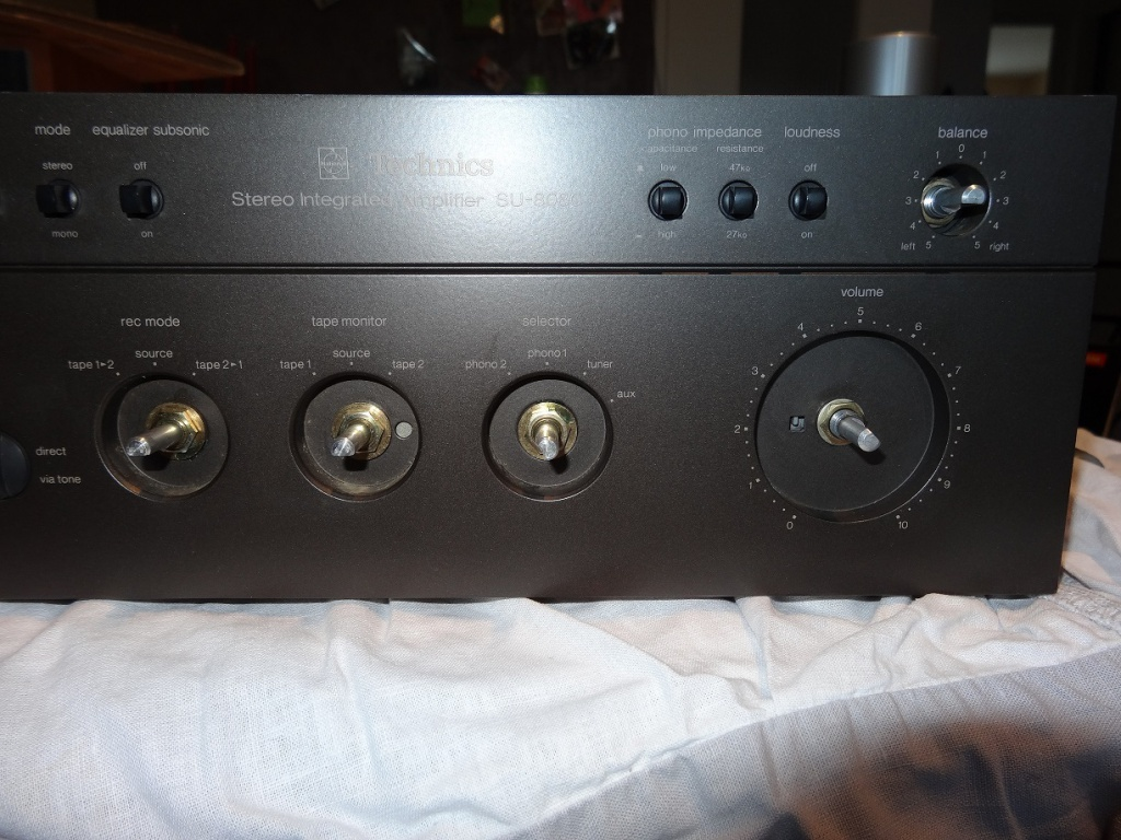 Technics SU-8080 - Le forum Audiovintage