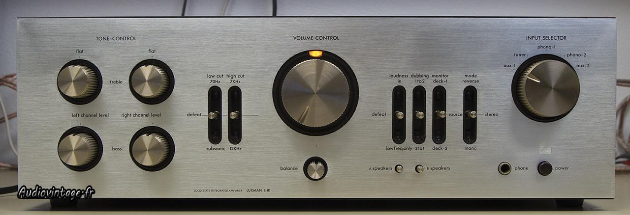 Amplificador Pioneer integrado SA 9500 mk ii DSC04436