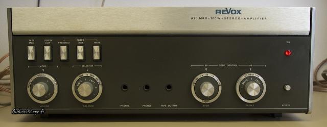Revox A78 MKII