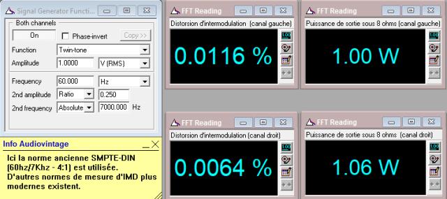 Accuphase E-202 : IMD-a-2x1w-sous-8-ohms-entree-aux-tone-defeat