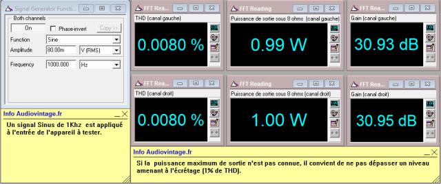 Accuphase P-300 : distorsion-a-2x1w-sous-8-ohms