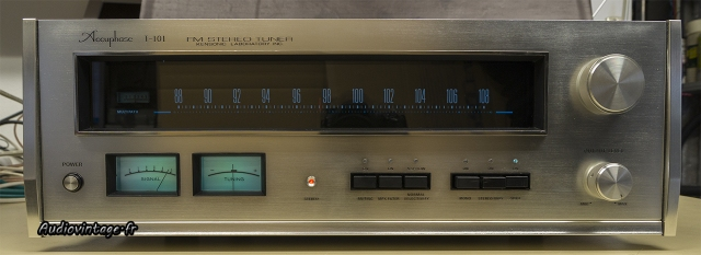 Accuphase T-101
