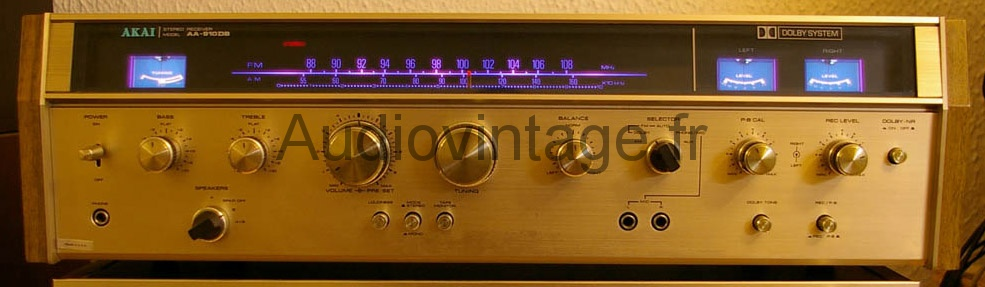Akai Aa 910db Audio Vintage