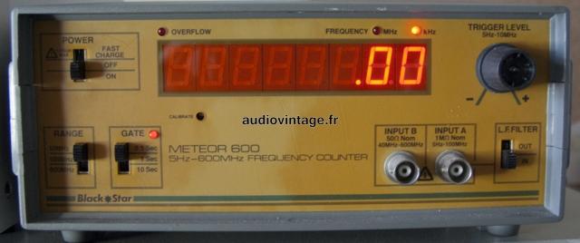 Meteor 600