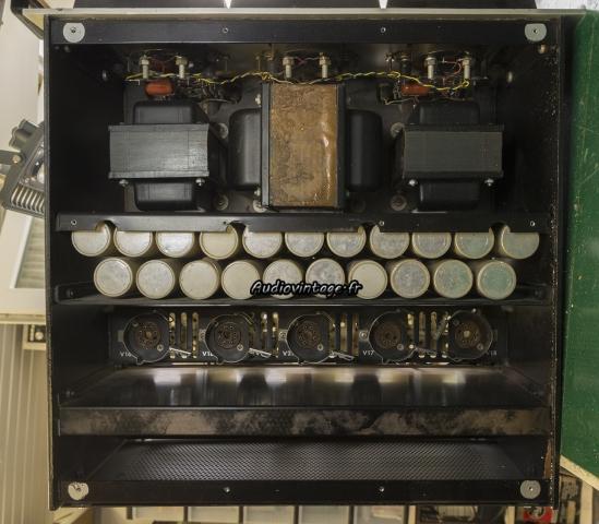 Audio Research D-79A : sans les tubes mais toujours aussi lourd !
