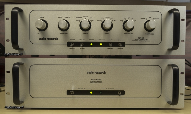 Audio Research SP-10