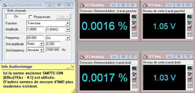 Audio Research SP-7 : IMD-à-1v-en-sortie-entrée-aux