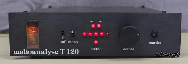 Audioanalyse T120