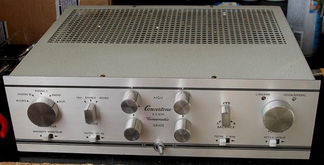 Concertone AS300