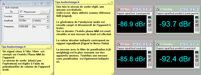 Denon PRA-1003 : rapport-signal-bruit-a-1v-en-sortie-entree-phono-tone-defeat