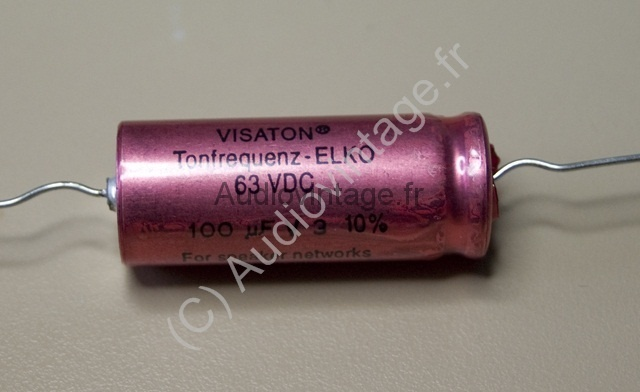 Condensateur chimique