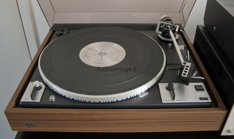 platines vinyle audiovintage. Black Bedroom Furniture Sets. Home Design Ideas