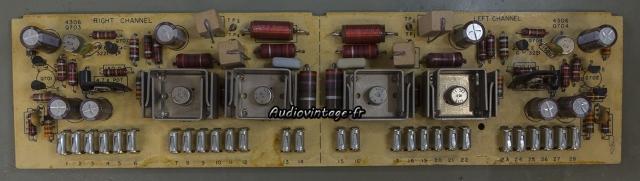 Harman Kardon Citation 12 : circuit driver revu.
