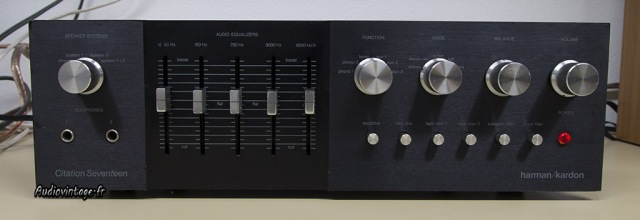Harman Kardon Citation 17