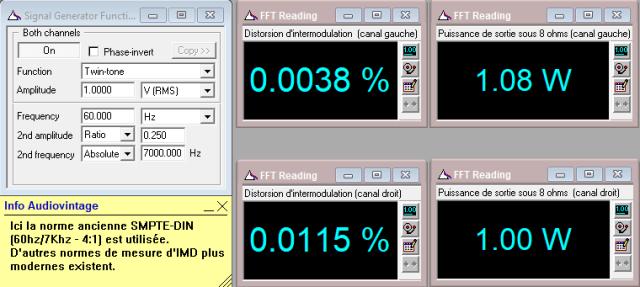 Isem Antares : IMD-a-2x1w-sous-8-ohms-entree-CD