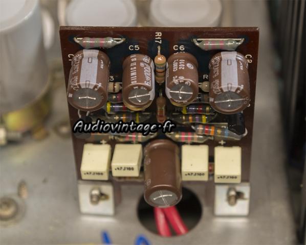 "Kenwood KA-6000 : circuit ""head amplifier"" révisé."