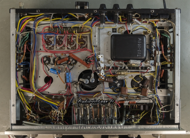 Kenwood KA-6000 : terminé.