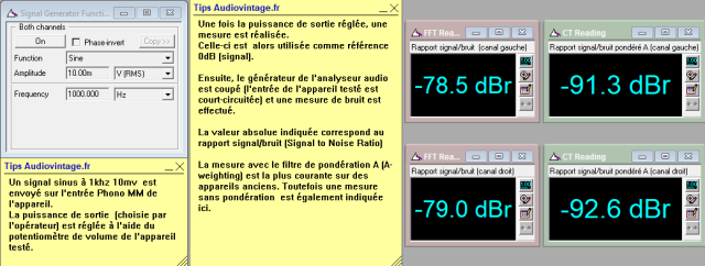 Kenwood KA-6000 : rapport-signal-bruit-a-2x45w-sous-8-ohms-entree-phono-tone-defeat