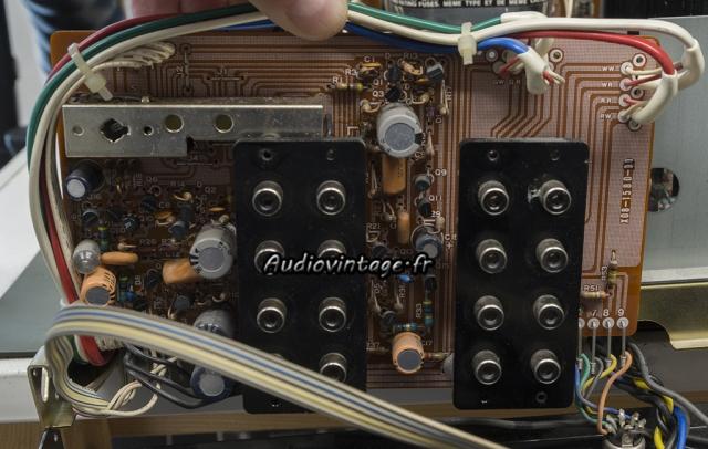 Kenwood KA-8100 : circuit phono à revoir.