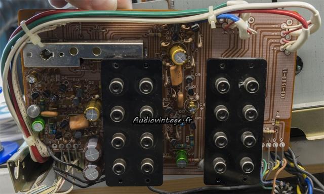 Kenwood KA-8100 : circuit phono révisé.