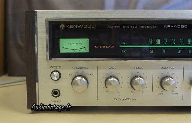 Kenwood KR-4050
