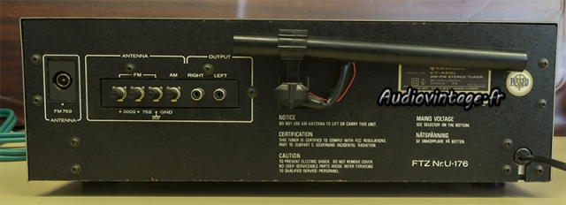 Kenwood KT-400L