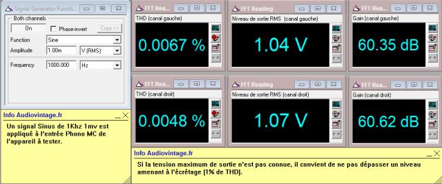 L'analyseur Audio chez Audiovintage : Distorsion-a-1v-en-sortie-preamplificateur-Onix-OA24-entree-phono-MC