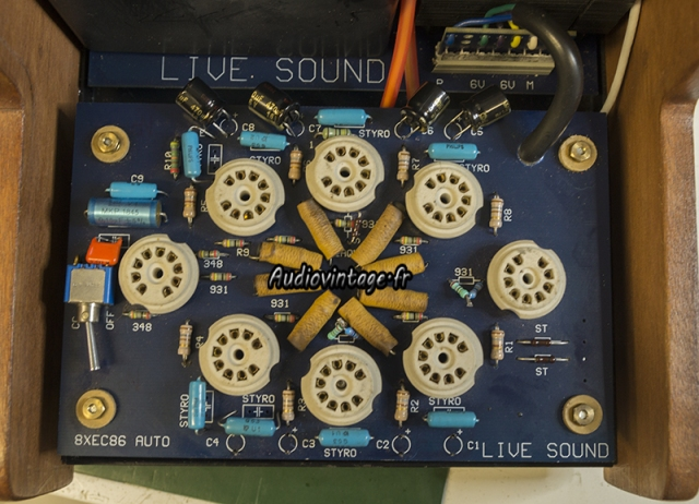 Live Sound Cristal