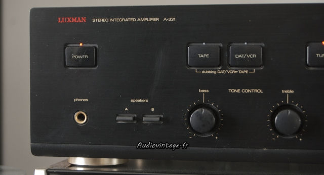 Luxman A-331