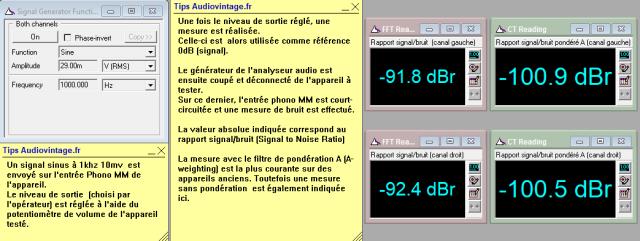 Luxman C-120A : rapport-signal-bruit-a-15v-en-sortie-entree-phono-MM-tone-defeat