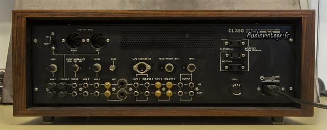 Luxman CL-350