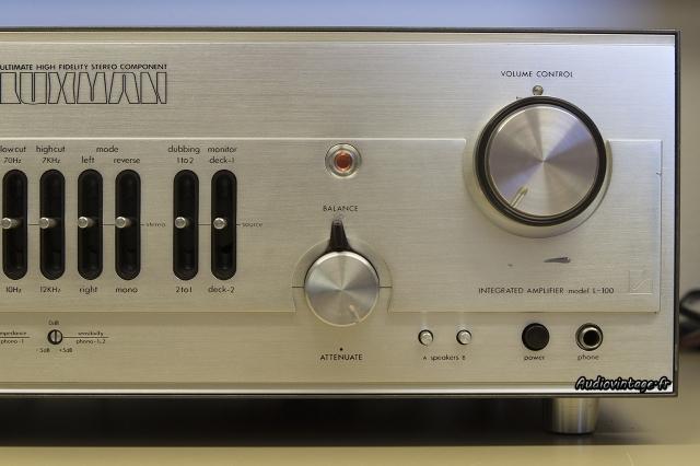 Luxman L-100