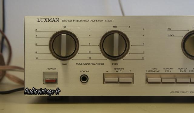 Luxman L-225