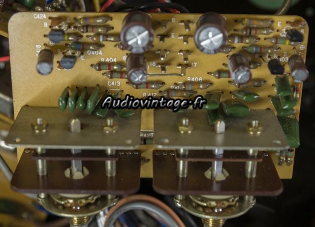 Luxman L-308 : circuit tonalité révisé.