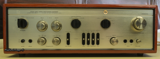 Luxman L-308 :  complet !
