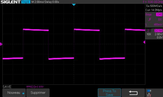 Luxman L-410 : signal-carre-a-100hz