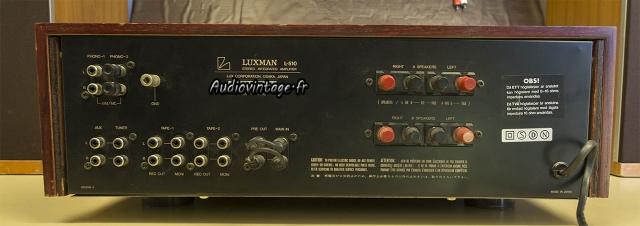 Luxman L-510