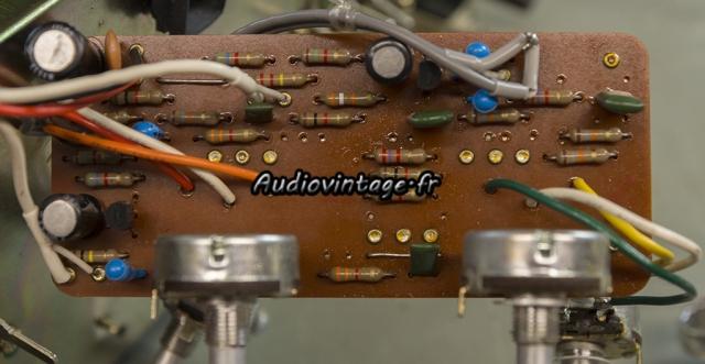 Luxman L-81 : circuit de tonalité à revoir.