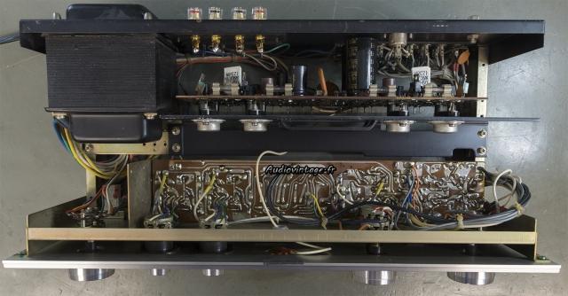 Luxman L-30 : terminé.