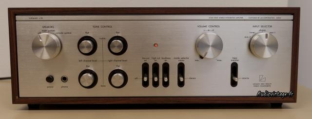 Luxman L30