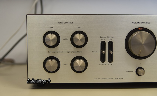 Luxman L80