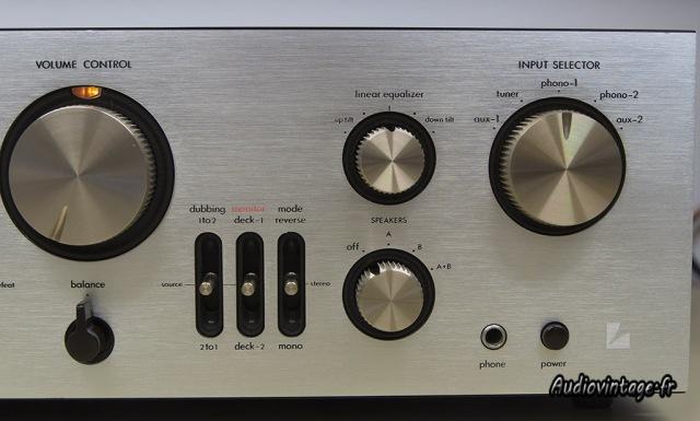 Luxman L85