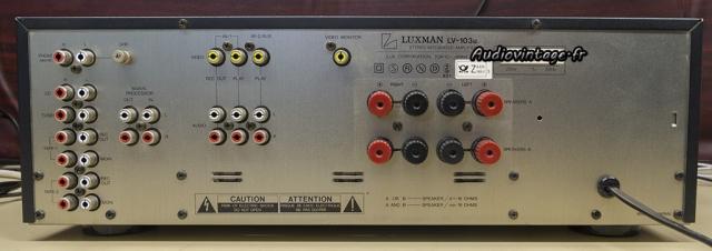 Luxman LV-103U